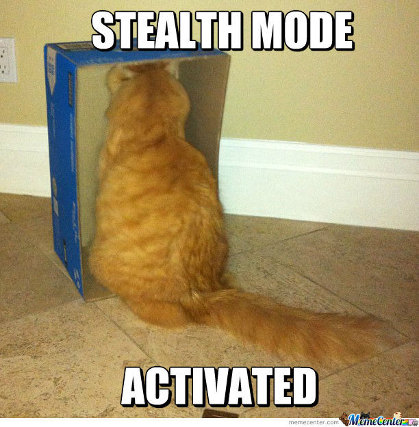 stealth mode activated_o_1168408 stealth mode activated cat meme cat planet cat planet