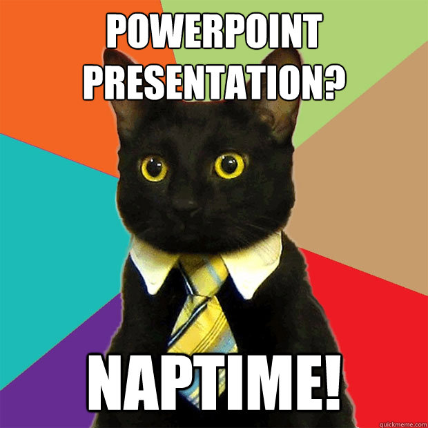 powerpoint presentation cat meme cat planet cat planet