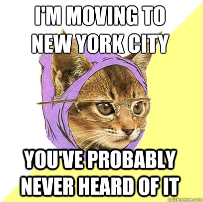 moving to a new city When you've decided you want to move to a new city, or you're relocating for  other reasons, it can be a challenge to figure out the best strategy.