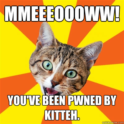 have been pwned