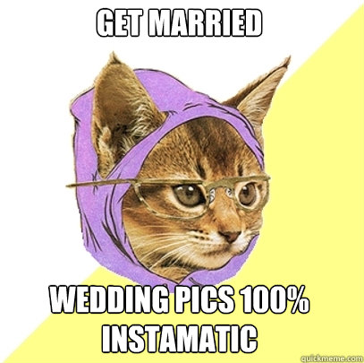 Get Married Wedding Pics 100% Cat Meme , Cat Planet