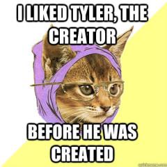 tyler the creator cat