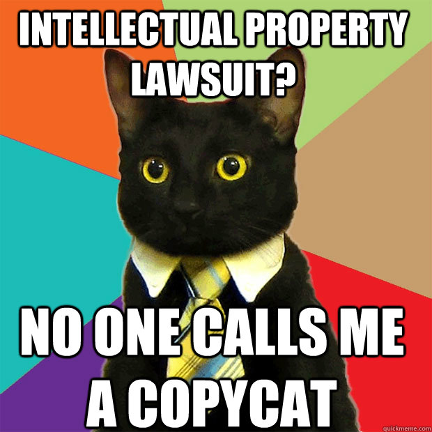 Intellectual Property Meme