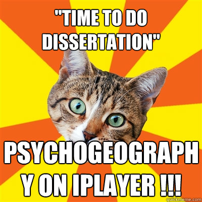 How To Do The Dissertation