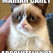 Mariah Carey Absolutely Not Cat Meme
