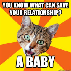 You Know What Can Save Cat Meme