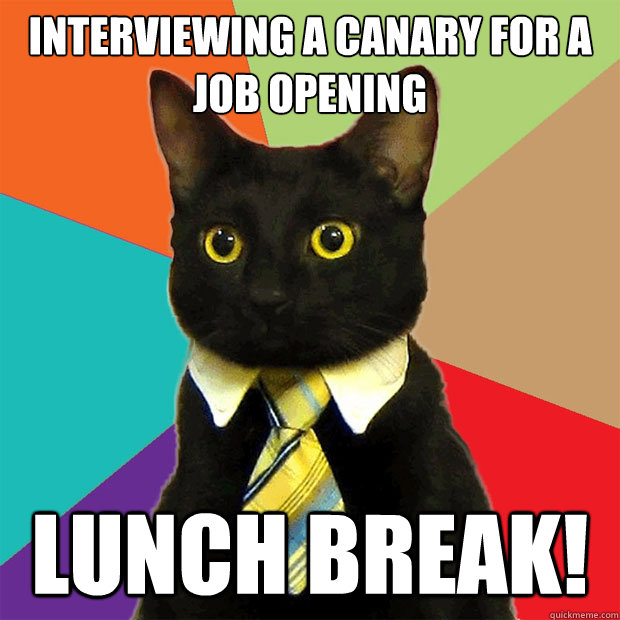 Image result for canary meme